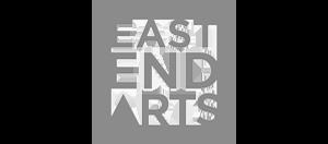 East End Arts logo