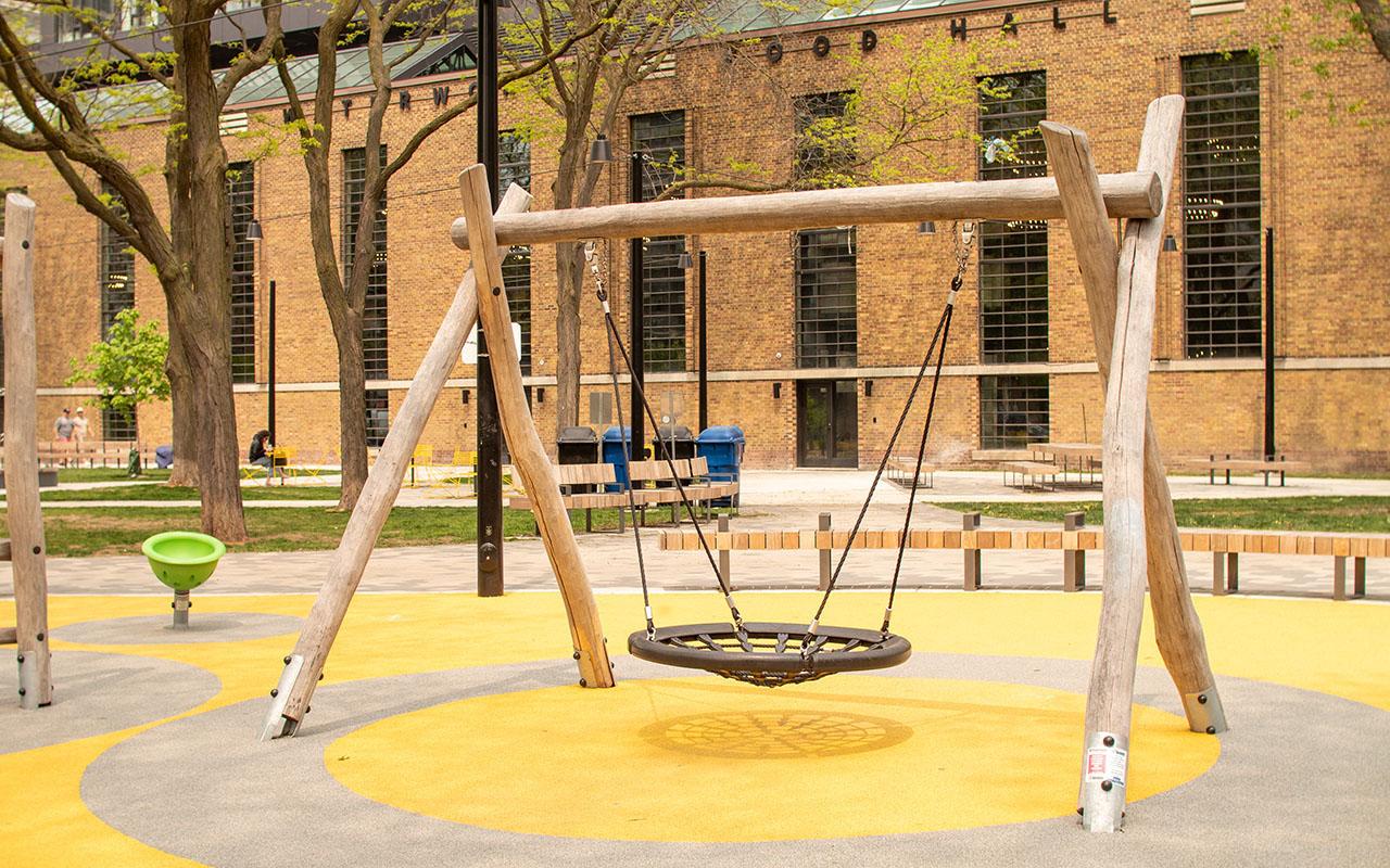 St. Andrew's Playground
