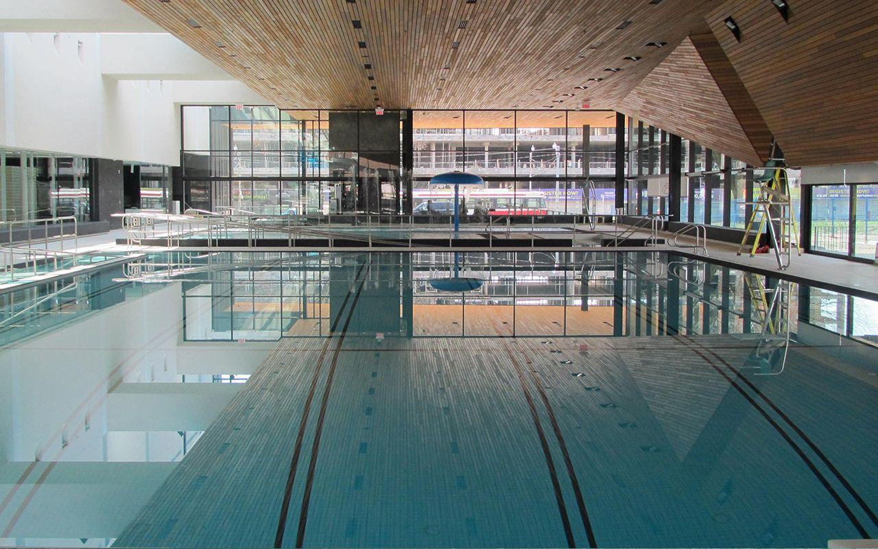 Pam McConnell Aquatic Centre - City of Toronto