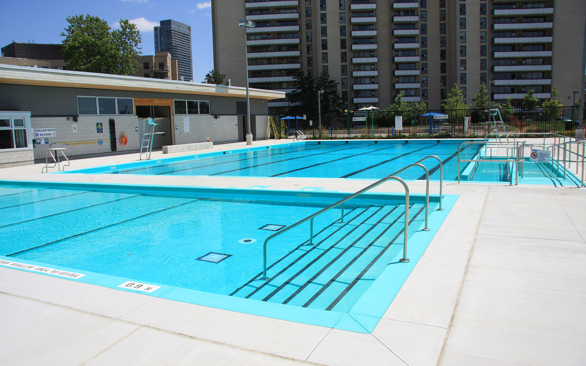 swimming pool. Interesting Swimming Parkway Forest Outdoor Pool With Swimming U
