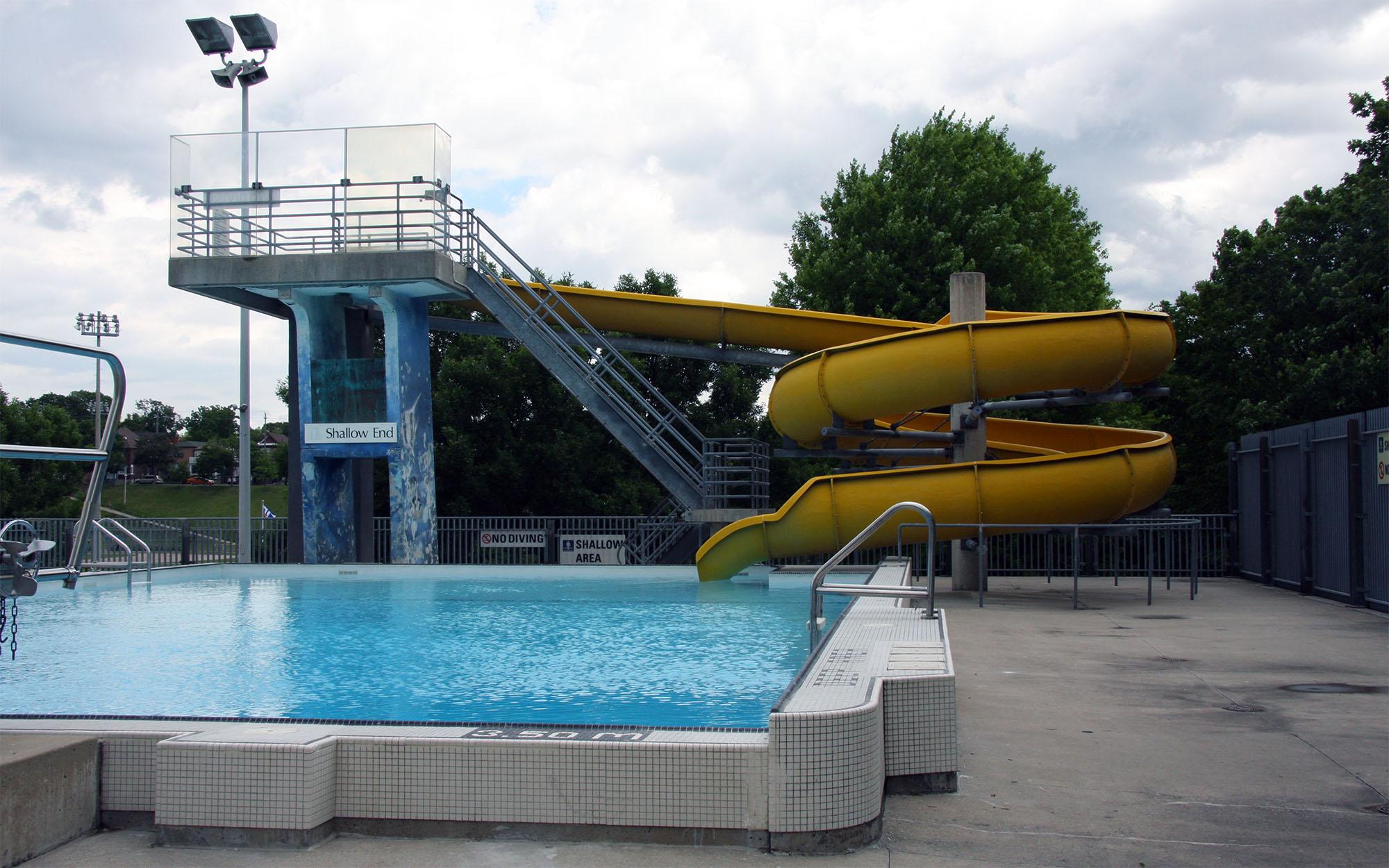 Alex Duff Memorial Pool - City of Toronto