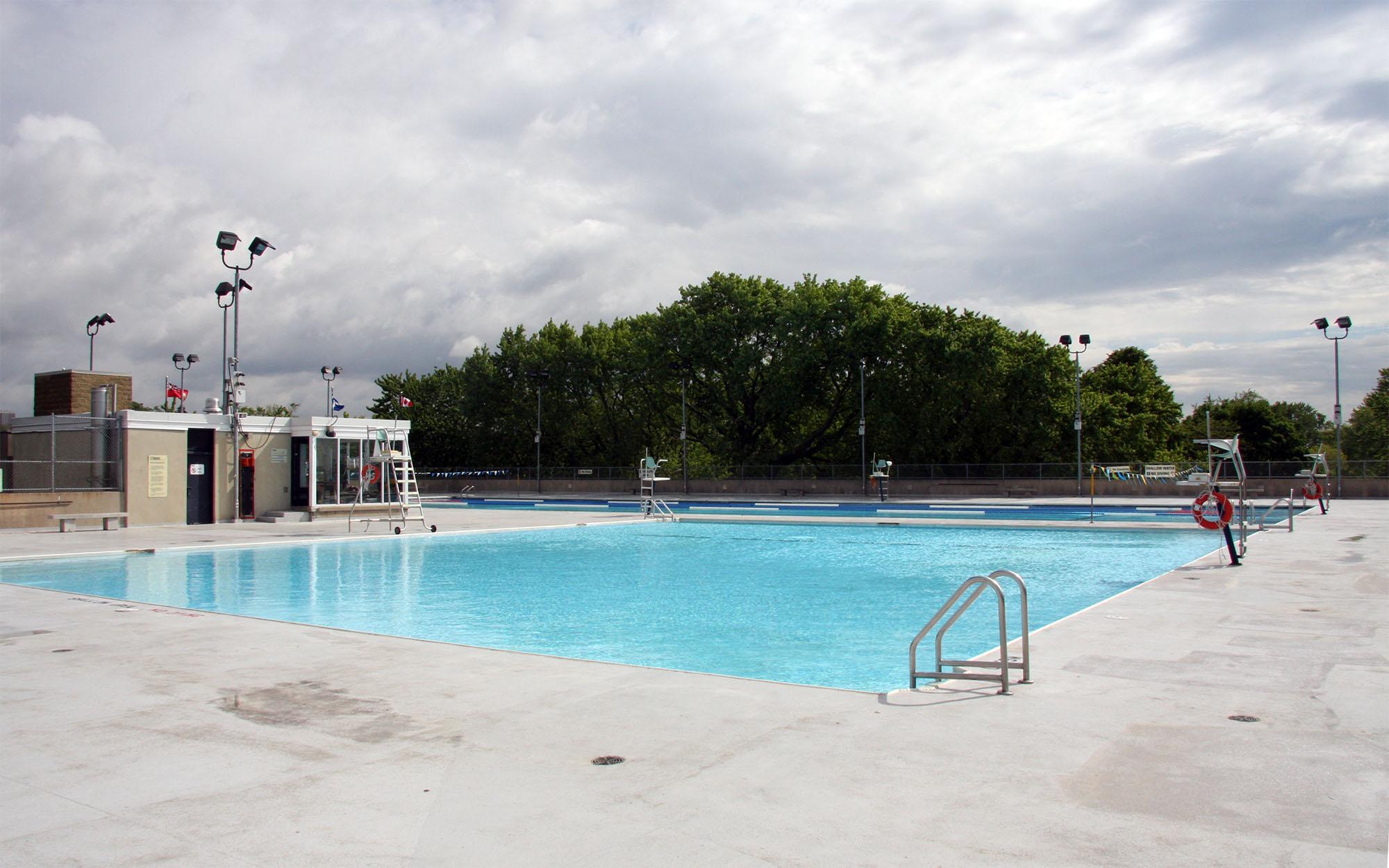 Outdoor Swimming Pool Beaches Toronto Outdoor Designs
