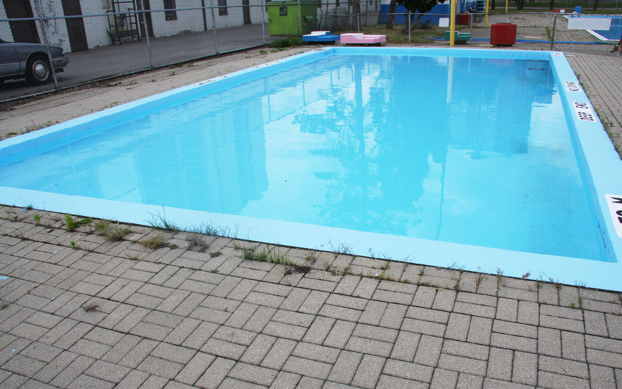 watch myrtha safety pools floor by padding for softwalk pool youtube