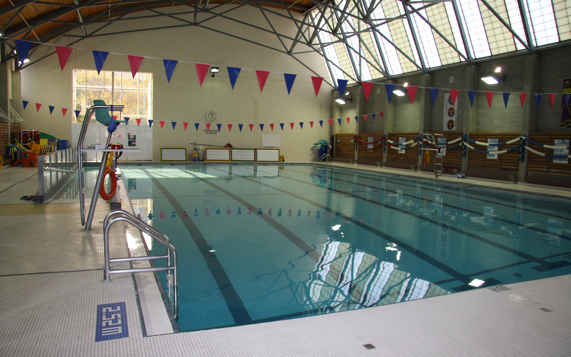 memorial pool and health club - city of toronto