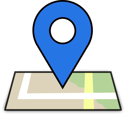 registered map icon