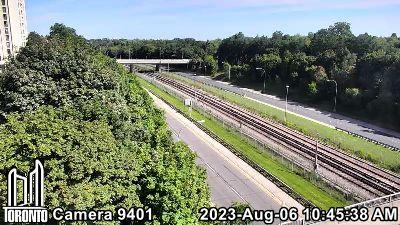 Webcam of Allen Expressway at Elmridge