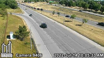 Webcam of Allen Expressway at Transit Road