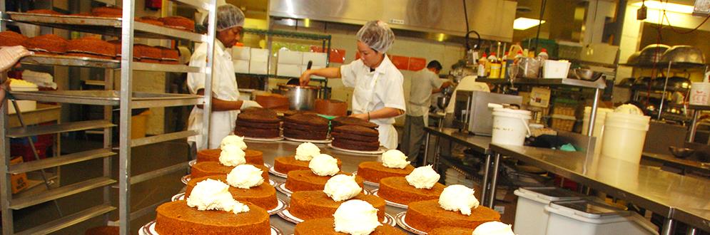 Duffet Cakes