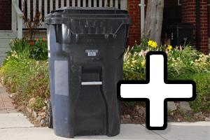 Garbage Bin - additional