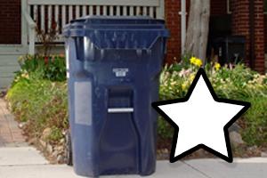 New bins - resale home or new development