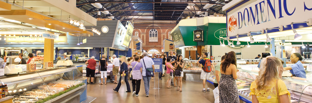 St.Lawrence Market Interior