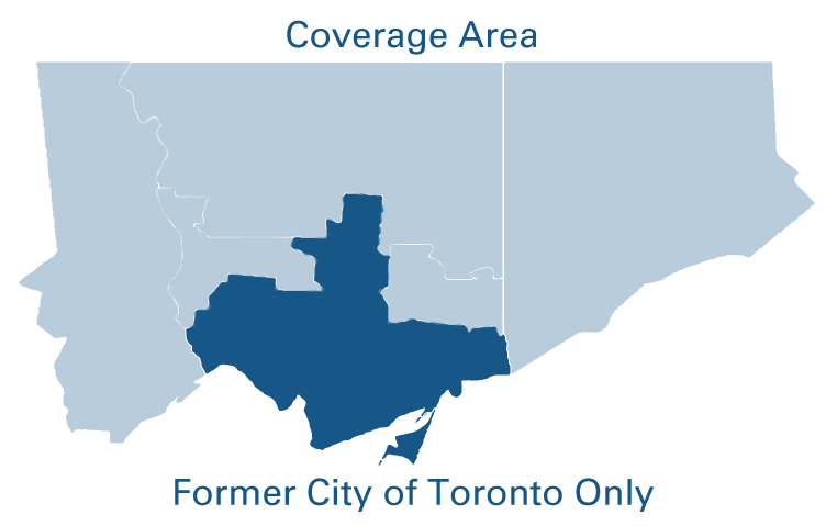Utility Maps & Engineering Drawings – City of Toronto