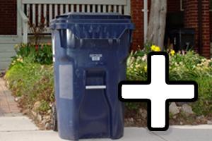 Recycling Bin - additional