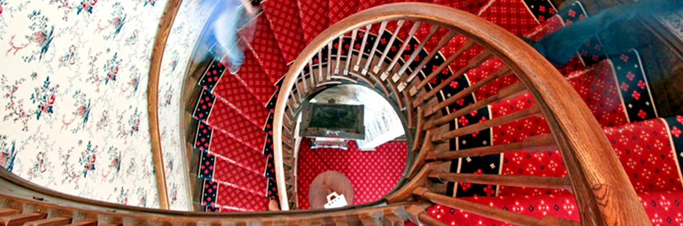 Campbell House staircase