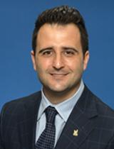 Councillor Justin Di Ciano's portrait