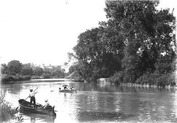 Humber River - June 1891