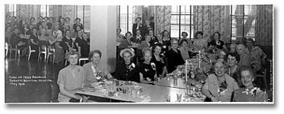 Class of 1923 reunion