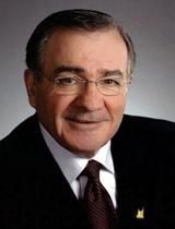 Councillor Frank Di Giorgio's portrait