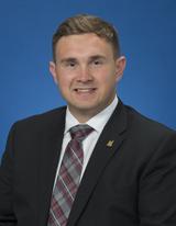 Councillor Michael Ford's portrait