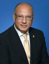 Councillor Vincent Crisanti's portrait