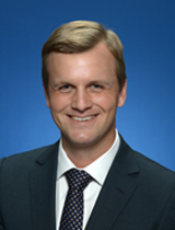 Councillor Joe Cressy's portrait
