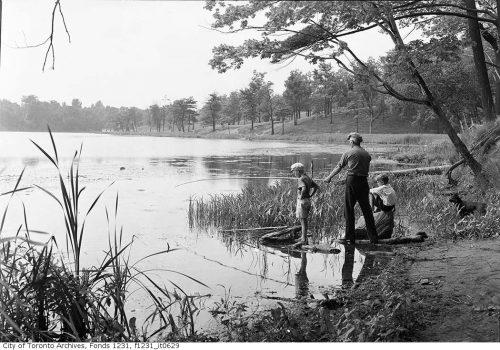 Fishermen in Grenadier