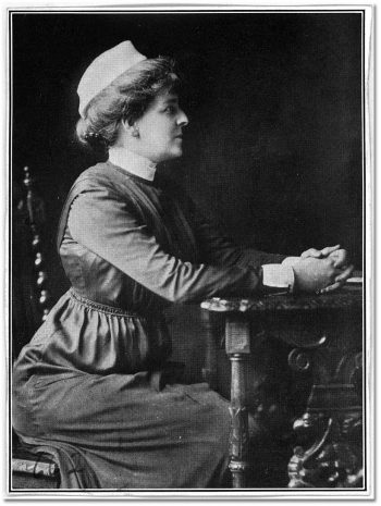 Robina L. Stewart, Superintendent of Nurses