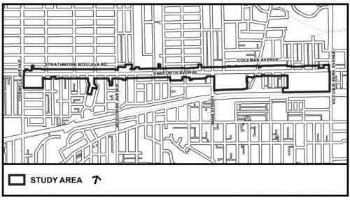Danforth Avenue Planning Study Keymap_featured_800wide