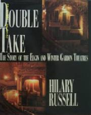 Toronto Book award winner cover art 1990 Double Take