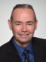 Councillor Jim Hart's portrait