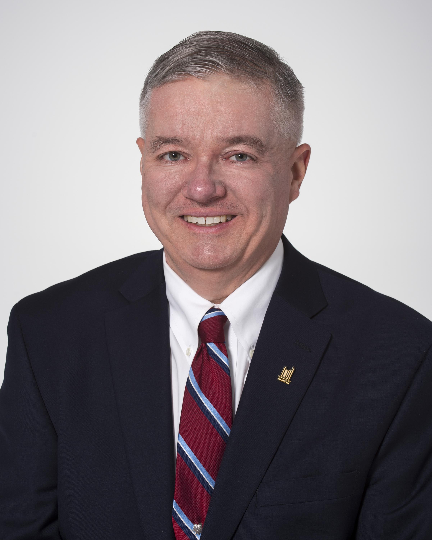Councillor Paul Ainslie's portrait