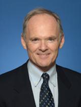 Councillor John Campbell portrait