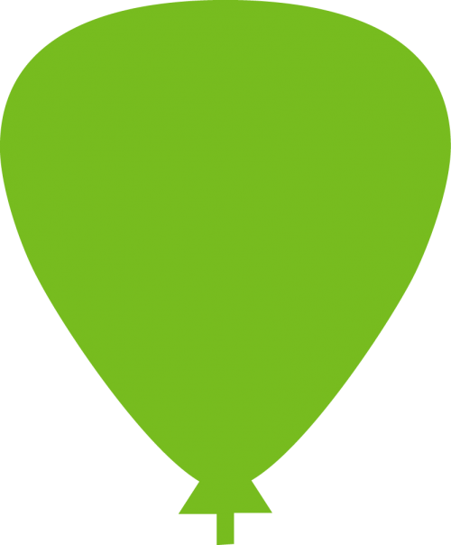 Balloon icon representing fun