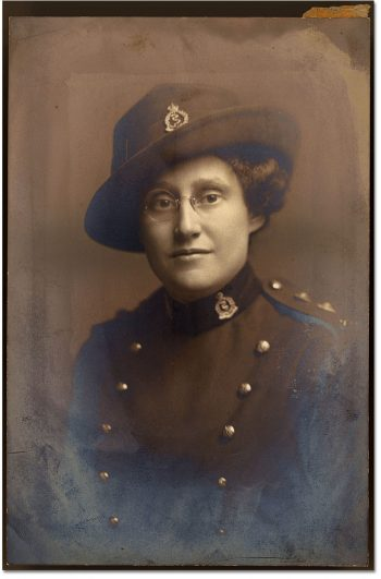 Nursing Sister Louise A. Spry Toronto General Hospital 1910
