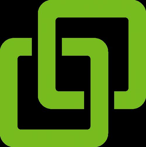 Interlocking links icon representing collaboration