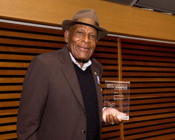 B. Denham Jolly wins 2017 Toronto Book Award