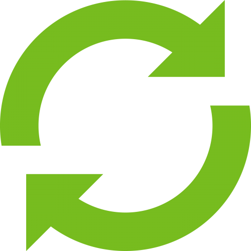 Icon representing the development review process