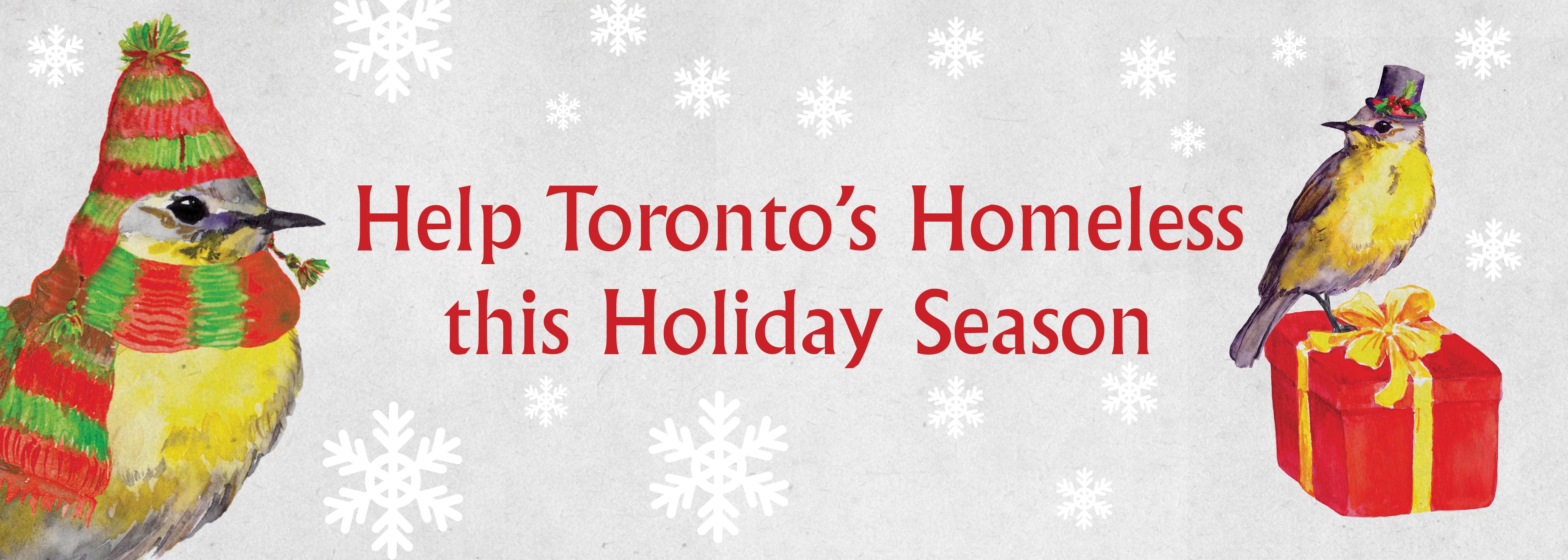 Holiday Wish List – City of Toronto