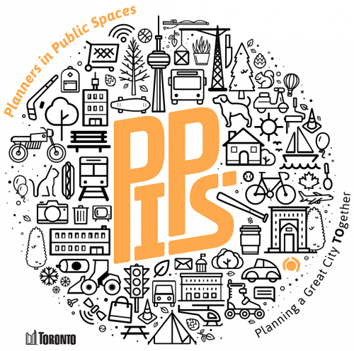 Planners in Public Spaces logo