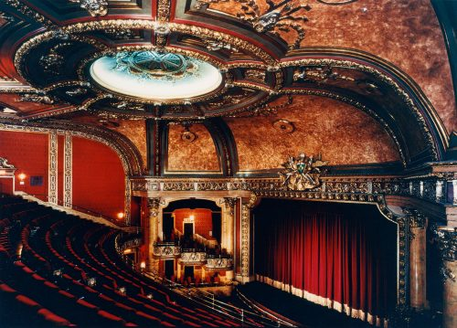 Picture of Elgin & Wintergarden Theatre, Yonge Street, 1989