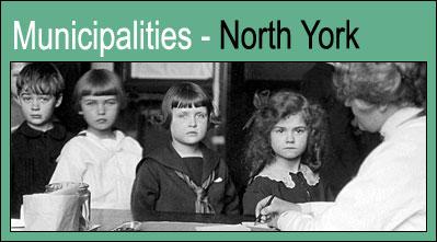 Municipalities - East York.