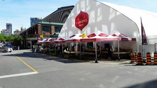 Temporary North Market - 125 The Esplanade