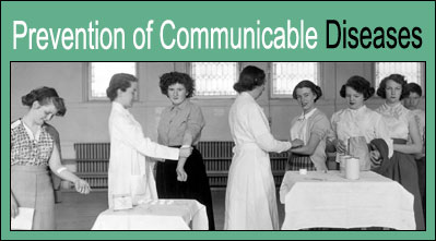 Prevention of Communicable Diseases.