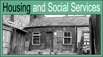 Housing and Social Services.