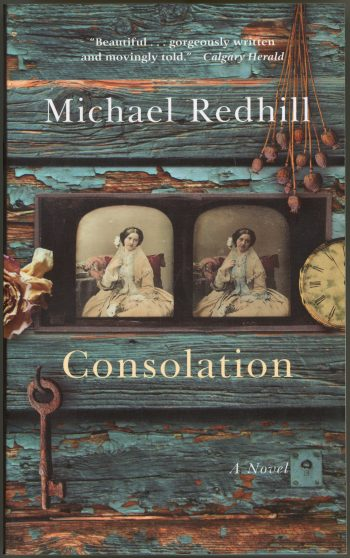 Cover of Michael Redhill's Consolation