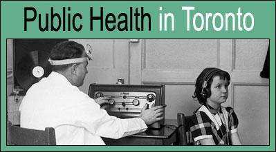 Public Health in Toronto