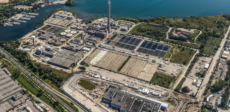 Managing Sewage In Toronto  U2013 City Of Toronto
