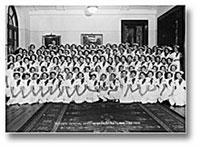 Graduating class of 1954