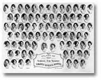 Graduating class of 1927
