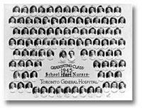 Graduating class of 1945